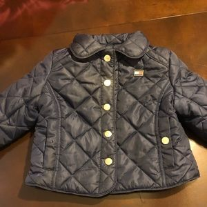 Fall/Winter Toddler Girl Tommy Hilfiger Coat